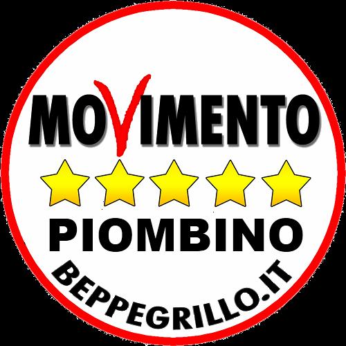 MoVimento 5 Stelle Piombino logo