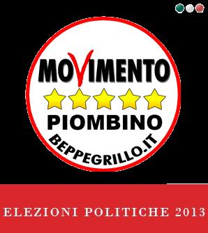 m5s piomibno logo politiche 2013