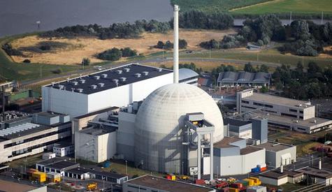 Unterweser, una delle 17 centrali tedesche in procinto di chiudere